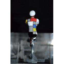 Figurine Cycliste La Vie...