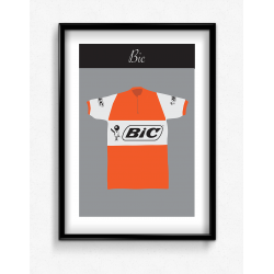 Poster Maillot Bic