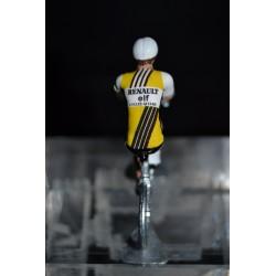 Figurine Cycliste Renault