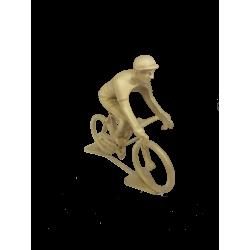 Grande figurine Cycliste en...